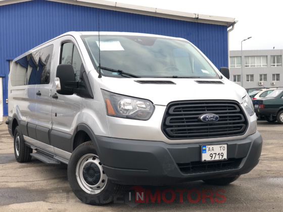 Ford Transit пасс. 3.7 AT 2016